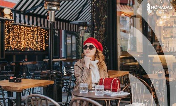 Tomar café en Melbourne