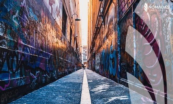Tour calle de los grafitis en Melbourne