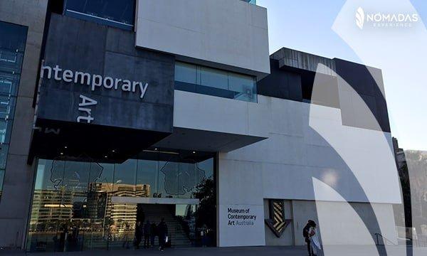 Visitar el museo de arte contemporáneo de Australia