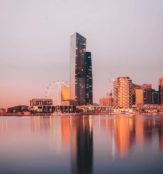 Australia, visa para estudiar en Melbourne