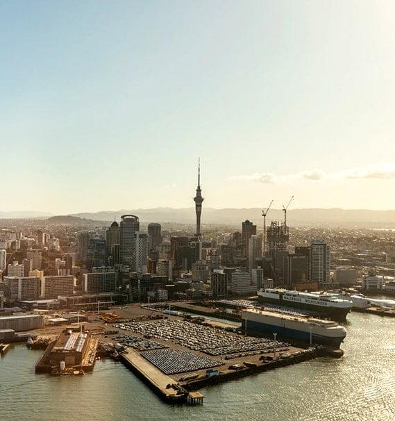 Nueva Zelanda, visa para estudiar en Auckland