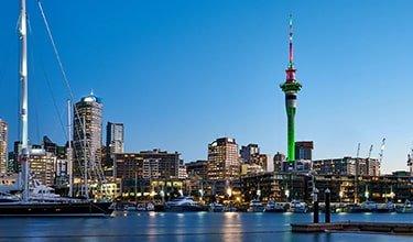 Nueva Zelanda, estudiar en Auckland