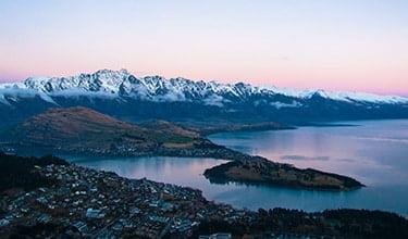 Nueva Zelanda, estudiar en Queenstown