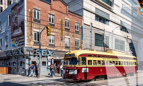 Vivir en la zona old west en Toronto