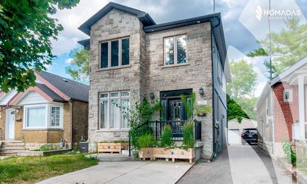 Vivir en la zona Old East Toronto