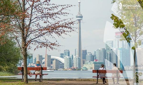 Ciudades en Canadá