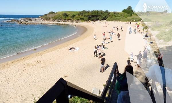 Little Bay Beach- Sydney