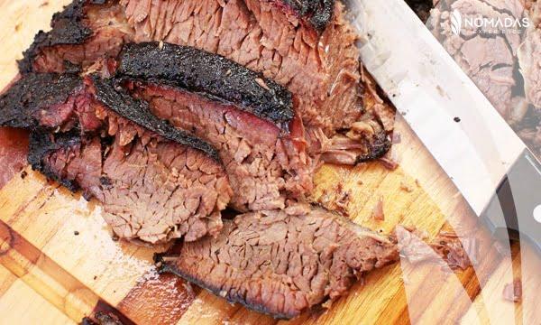Comida típica Canadá- Smoked Meat