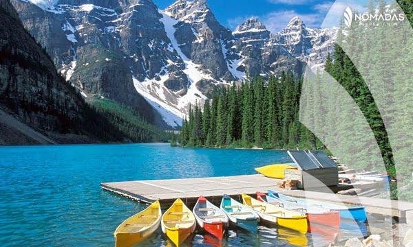 Parque-Nacional-Natural-Banff- Canadá