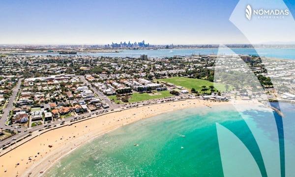 Williamstown Beach, Melbourne, Australia