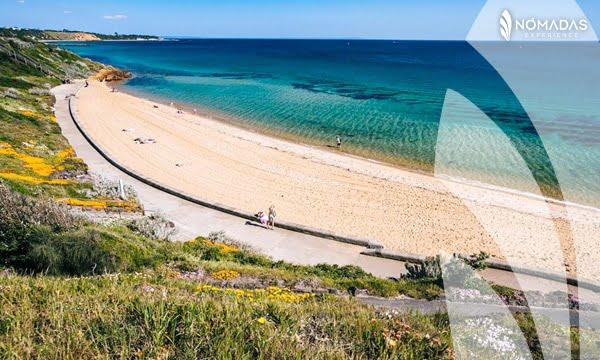 Sandringham Beach, Melbourne, Australia