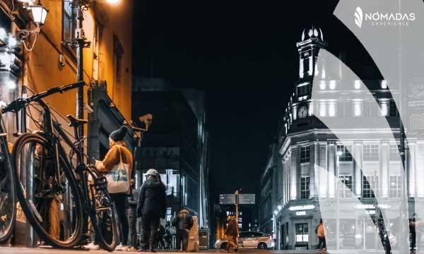 Trabajar y vivir en Dublín