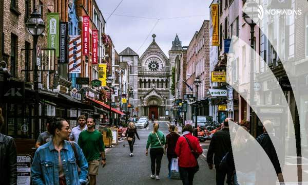 Mejores ciudades para vivir en Irlanda, Dublín.