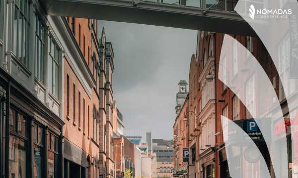 Alojamiento en Dublín