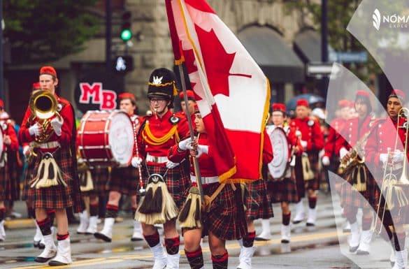 Días festivos en Canadá