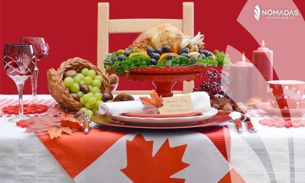 festivos en Canadá