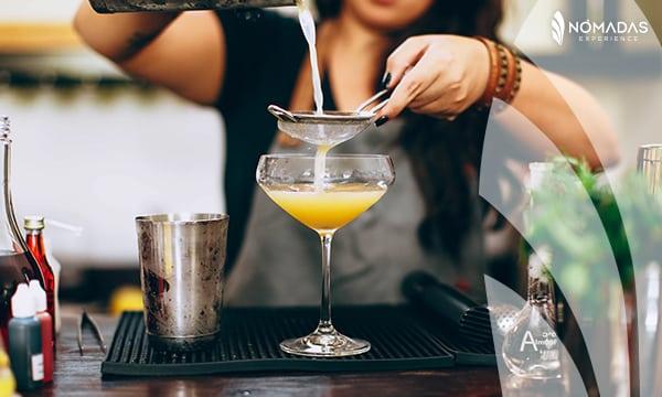 Trabajar en Australia como Bartender