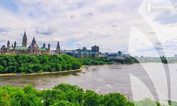 Estudiar en Canadá para colombianos Ottawa