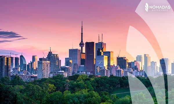 Vivir en Toronto Canadá colombianos