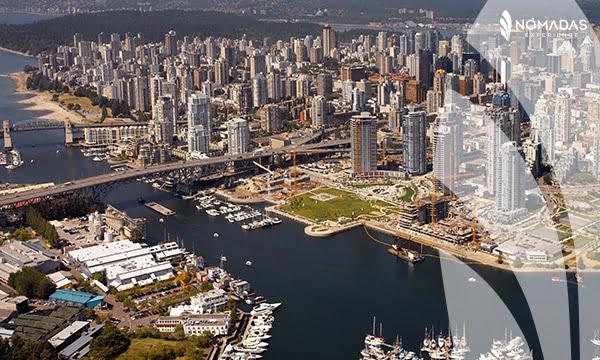 Vancouver, como emigrar a Canadá