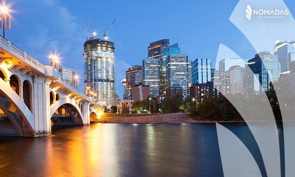 Vivir en Calgary para colombianos