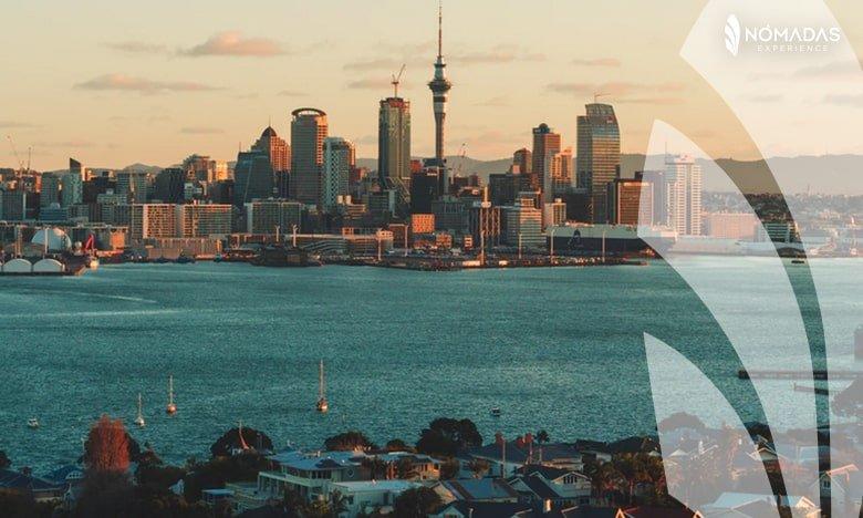 Vivir en Auckland