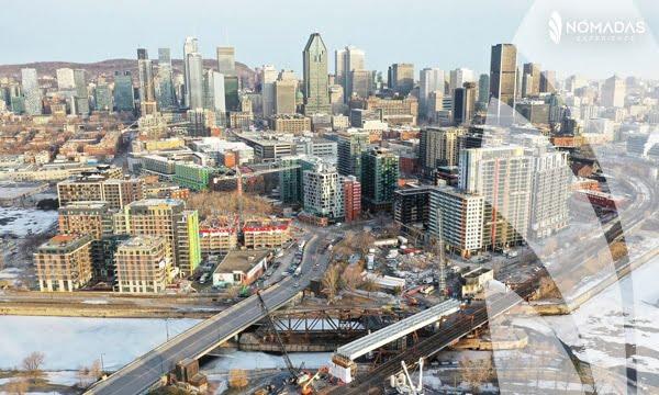 Vivir en Montreal- Griffintown