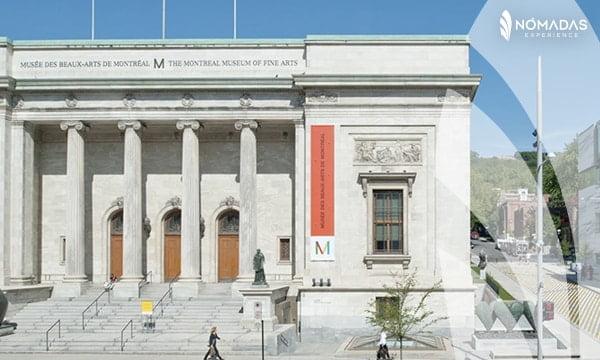 Vivir en Montreal_Montreal Museum of Fine Arts