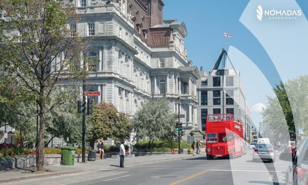 Vivir en Montreal - Villa Marie