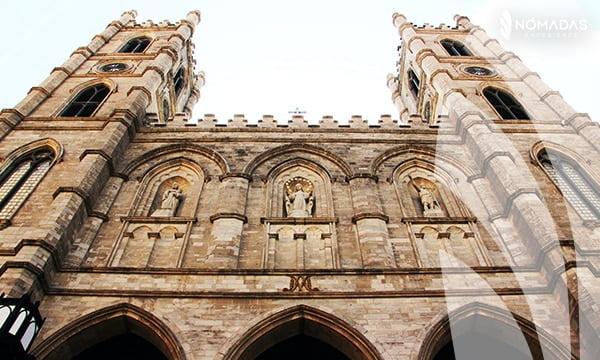 Vivir en Montreal_basilica Notre Dame
