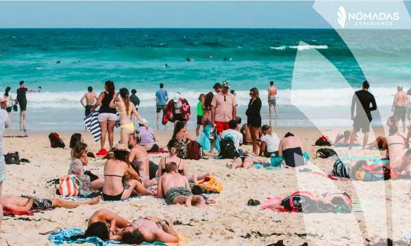 Bondi Beach, playa de Australia