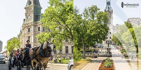 Estudiar y trabajar en Quebec