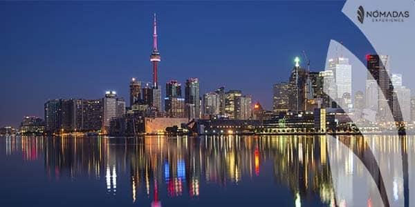 Mejores ciudades para vivir en Canadá: Toronto