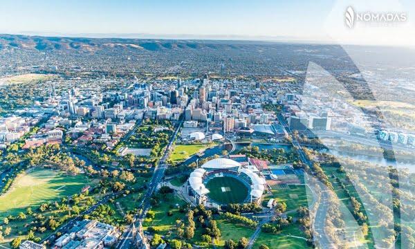 Mejores zonas para vivir en Adelaide