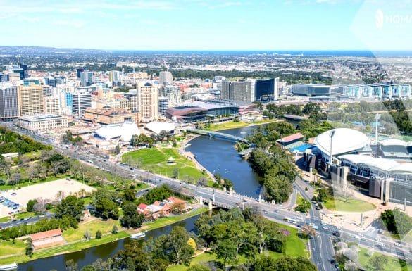 Vivir y estudiar en Adelaide