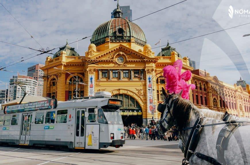 Vivir y estudiar en Melbourne