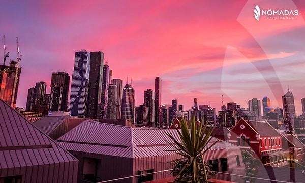 Clima en Melbourne