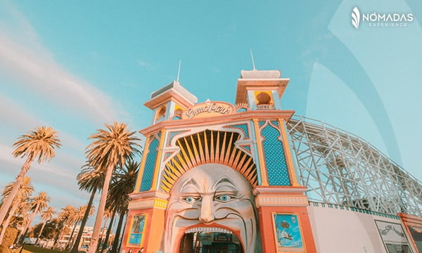 Luna Park, Melbourne