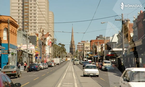 ¿Dónde vivir en Melbourne?