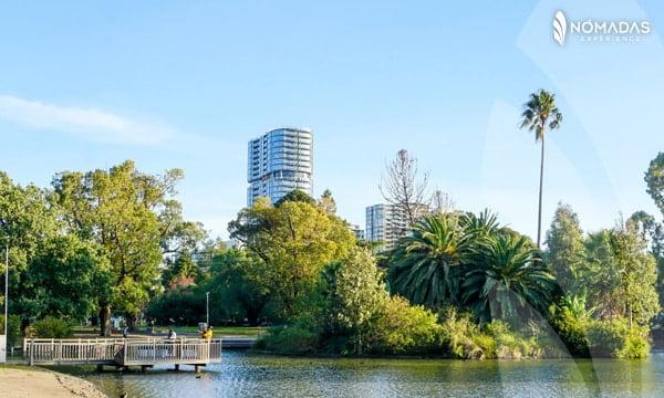Barrios para vivir en Melbourne