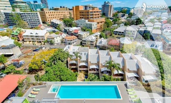 Spring Hill, Brisbane, Australia.