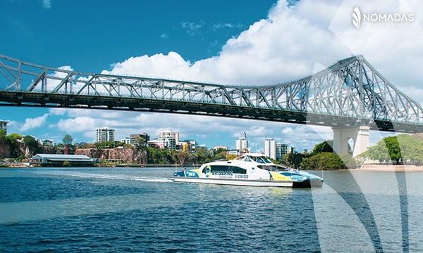 Story Bridge, Brisbane, Australia.