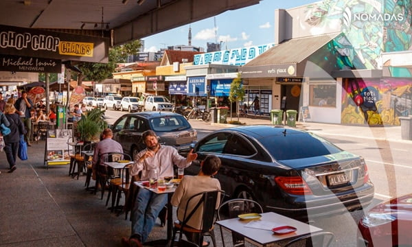 West End, Brisvane, Australia.