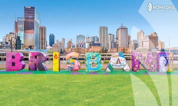 Vivir y estudiar en Brisbane, Australia.