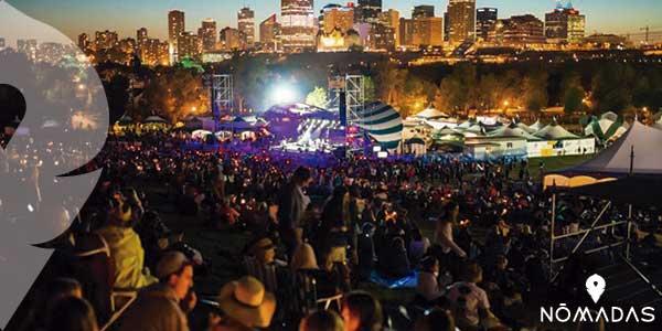 Músicas del Mundo festival Canadá