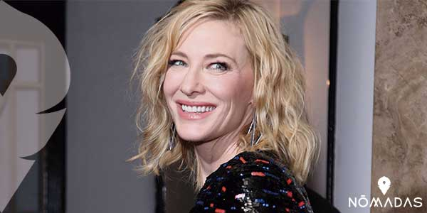 Famosos de Australia -Cate Blanchett