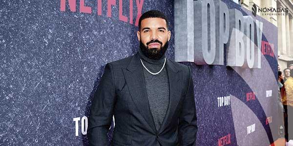 Famosos de Canadá - Drake