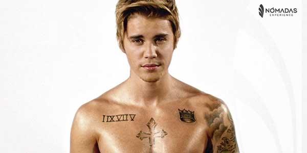 Famosos de Canadá - Justin Bieber
