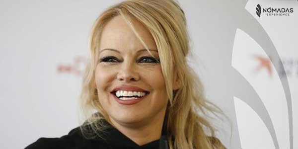 Famosos de Canadá- Pamela Anderson
