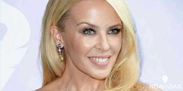 famosos de Australia - Kylie Minogue